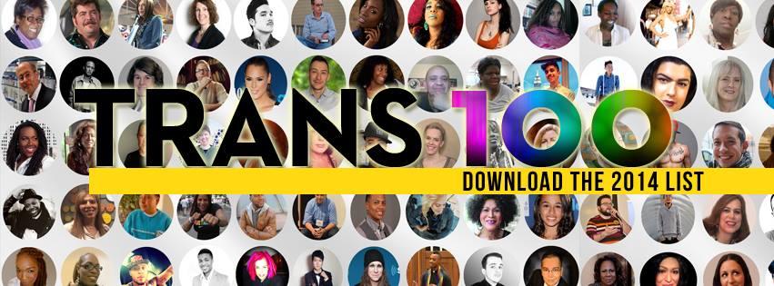 trans 100 list 2014