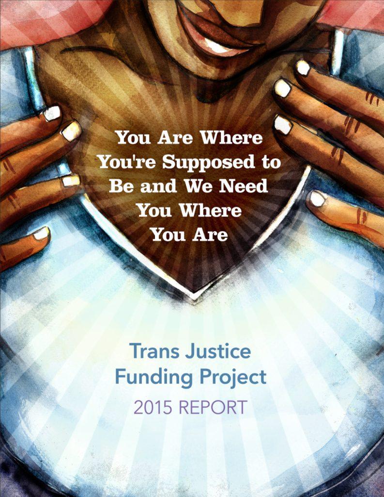 TJFP 2015 Report Cover