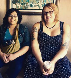 Nina Chaubal and Greta Gustava Martela, Trans Lifeline