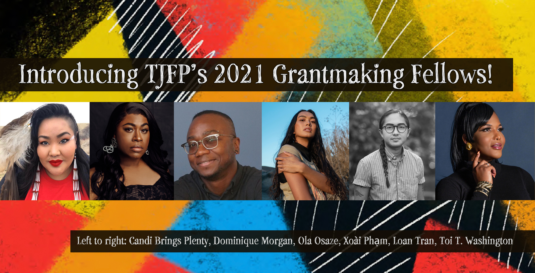 2021 Grantmaking Team