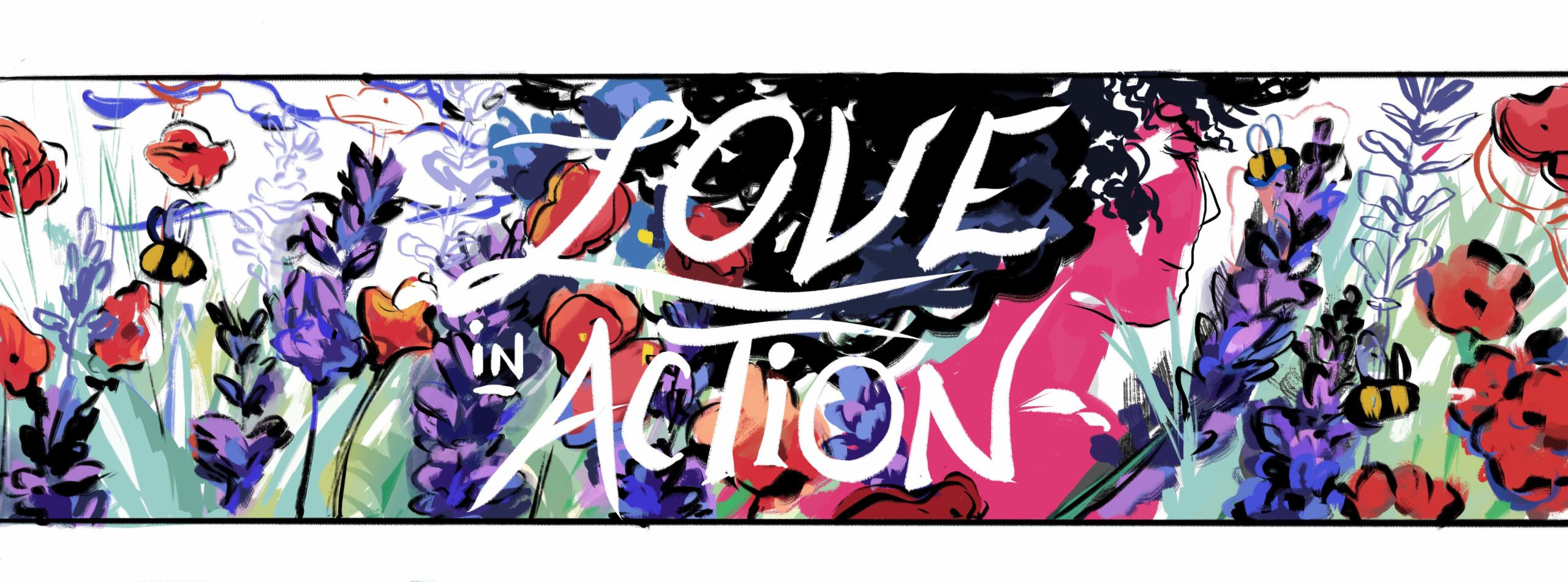 Love In Action + TJFP
