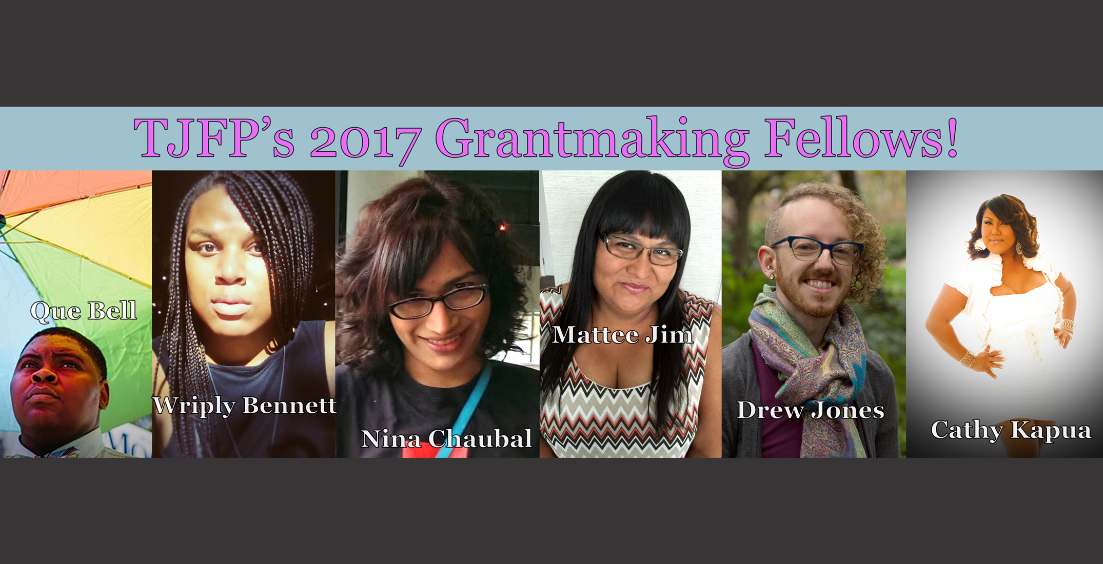 2017 TJFP Fellows
